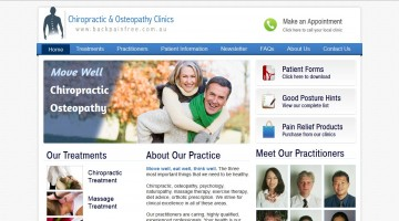 Back Pain Free Chiropractic & Osteopathy