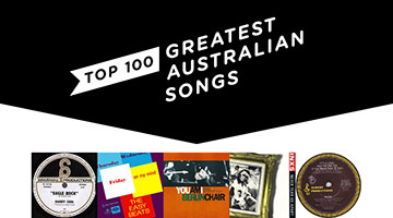 MAX TV – Top 100 Australian Songs